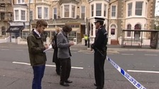 Kent man shot dead in Hove