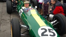 Duns celebrates F1 title winner