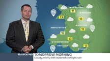 Weather: Cloudy for some, sunnier for others