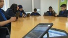 Pupils given free iPad minis at Blackburn high school