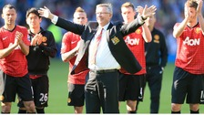 Farewell to a legend - Sir Alex Ferguson bows out