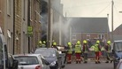 Man dies as gas blast destroys Newark house