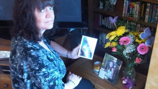 Facebook removes dead daughter's page
