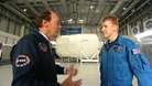 Sussex pilot goes to space