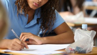 students who are feeling anxious about their GCSEs are urged to get in touch