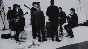 Unseen Beatles pictures