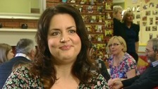 Ruth Jones on her family's experiences with dementia
