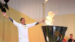 Stoke-on-Trent City Council has defended the decision to spend nearly £190,000 on hosting the Olympic Torch.
