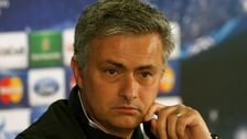 Jose Mourinho to leave Real Madrid at end of season
