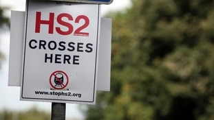 Small businesses in Birmingham don't back HS2.
