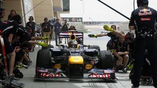F1's Sebastian Vettel on Bahrain