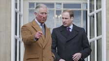 Royal warning on illegal trade in wildlife