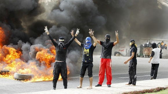 Violence in Bahrain