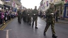 Returning soldiers to parade in Burnley