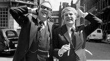 Morecambe and Wise writer Braben dies