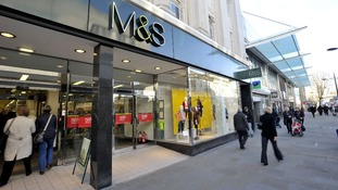 Sparks fly at Marks and Sparks after fall in profits