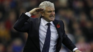 Mark Hughes was sacked as QPR manager last season