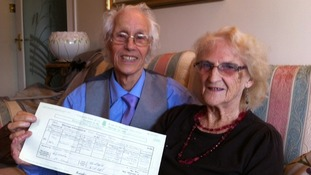 Pensioner arrest for bigamy finally has marriage deemed legal