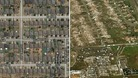 From the sky: Before and after tornado damage