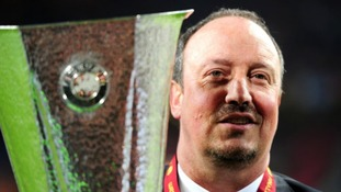 Rafel Benitez is a surprise favourite for the Stoke City job