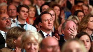 There have been claims David Cameron's conduct in office has taken him further away from Tory loyalists.