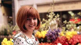 Bacharach composed songs for singer turned presenter Cilla Black.