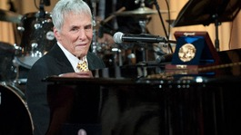 Award winning composer Burt Bacharach.
