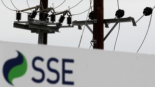 SSE said the rise in profits was as a result of the weather being colder