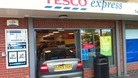 Mayor escapes after Tesco crash