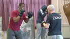 Boxing club fights back in troubled estates