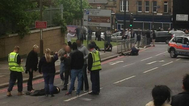 Muslim Terror Attack Confirmed - Machete Attack Kills Brit Soldier In