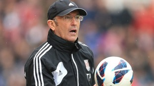 Tony Pulis disappointed with Stoke exit but proud of legacy