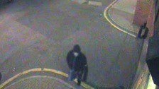 CCTV image of man.