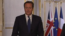 Cameron pledges security review after Woolwich attack