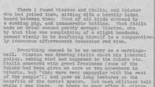 The account of Winston Churchill's drunken wartime meeting with Stalin.