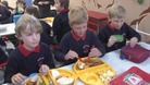 Schoolboy turns into food critic