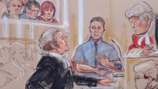 April Jones trial: Mark Bridger evidence concludes