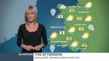 Weather forecast: A blustery day ahead for many!