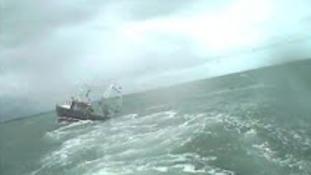 Trawler Norma T, RNLI lifeboat