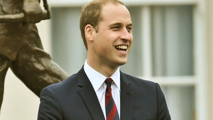 The Duke of Cambridge will give a speech at the UEFA Congress today.