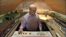Tenant ordered to remove £10k model railway from loft