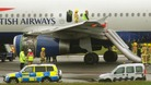 Runway closed after emergency landing at Heathrow