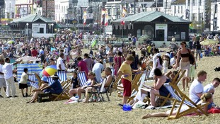 Heatwave advice issued - during the coldest spring since 1979