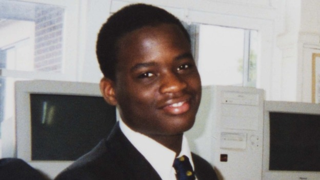 Michael Adebolajo as a secondary school student