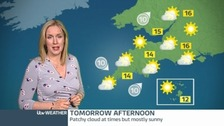 The bank holiday weather forecast with Kate Reeves
