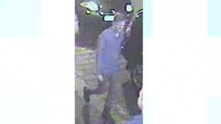 CCTV of missing student Jason Fyles on the night he went missing.