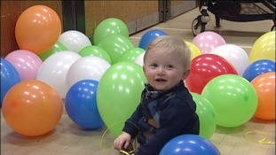 IVF baby celebrations