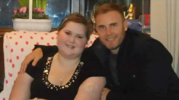 gary barlow tweets in tribute to 39 beautiful girl. Black Bedroom Furniture Sets. Home Design Ideas