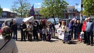 "'Bedroom tax"" rally in Grimsby"