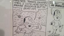 Mumph: Ron Davies